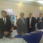 En estos momentos acto de lanzamiento Libro Doing Business in Nicaragua 2014-2015 http://t.co/PjdKl3OoTB