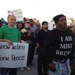 PHOTO — #Houstons post-#Ferguson demonstration #hounews http://t.co/HzkbJkUZpq
