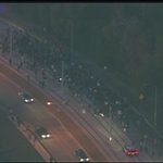#KHOU AT 10:Houston protests over decision in Ferguson, Missouri still going on near UH and TSU. Live report. http://t.co/ZrKVkcyQHt