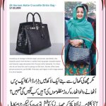 Poor nation but Hermes crocodile skin handbag & a Rolex Gold watch.a picture speaking alot #FinalFightIsHere http://t.co/tjRVUbiShw