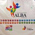 #Ecuador se prepara para ser sede de los V Juegos del #ALBA 2015 . Hoy se realizó la primera reunión preparatoria http://t.co/C2ZvOmM8NB