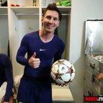 "Messi se siente ""feliz de superar el récord de un jugador fenomenal como Raúl"" http://t.co/iaUyis0vFc http://t.co/PZbuyFrjxH"