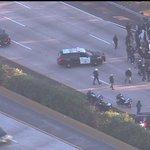 Looks like the protesters are following orders to get off the 5 fwy in #SanDiego. #Ferguson http://t.co/39GG431DWi