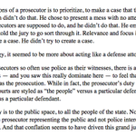 RT @tchopstl: Another excoriation of McCulloch; this one from legal scholar Patricia Williams. http://t.co/Qifrdu0ovc @dreamlaw2010