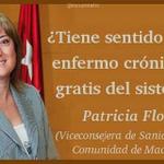 Dimite Ana Mato. Suena la sra. Patricia Flores como posible nueva ministra de sanidad. Tiremos de hemeroteca. http://t.co/daaRSEkGsN.