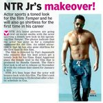 #NTRs Make-over- wonderul article by Deccan Chronicle on @purijagan @tarak9999 #Temper Peaks of Craz now for #Temper http://t.co/lWjET1zDOa