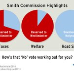 The Smith Commission Highlights! Be prepared to be AMAZED! #smithcommission http://t.co/1Y7AIhX9LH