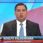Está con nosotros @BebyValderrama Presidente de la @asambleapa y nos habla sobre la elección del Contralor. http://t.co/LwXdLFFi9J