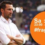 Wir freuen uns auf Joe #Zinnbauer am Sa. im #sportstudio @ZDF. Fragen an den @HSV-Coach gerne via HT -> #fragJoe http://t.co/XhTPeNFSL2