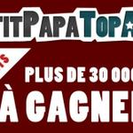 #PetitPapaTopAchat Encore 1h20 pour tenter sa chance sur le #lot1 ! https://t.co/weQkHK5zpJ A vos RTs ^^ http://t.co/SAXQ9QDPmj