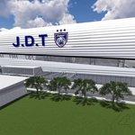Bermula Januari 2015, PBNJ akn memulakan pembinaan padang bola sepak tiruan tertutup berhampiran Dataran Bandaraya JB http://t.co/qK4KQPfP1c