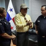 Director @omarpinzonpma y Roberto Durán recibirán a la campeona Atheyna Bylon en la sede de @protegeryservir. http://t.co/1Bch6ukOyQ