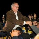 ¡Insólito! Broglia festejó ser campeón antes de jugar la final con Huracán | http://t.co/ZCs85vcB1i http://t.co/XLy0tsfYGM