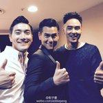 141128 Eddie Peng WB update @siwon407 & Ethan Juan ???????????????? http://t.co/35uUKf7TfI