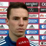 [VIDEO] Nick #Viergever klaar om zondag te starten tegen ADO. http://t.co/tryIbFi0Xt #adoaja