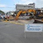 #Machala | Sistema de alcantarillado es sustituido en la calle Juan Montalvo. Lea: http://t.co/OcuXNPaZ6Q http://t.co/CD3ksAMllP