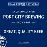 Support #SmallBizSat on 11/29 and #ShopSmall at your favorite local small biz: http://t.co/nDkW0GC4vy #dcbeer http://t.co/32mkfry6h9