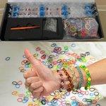 Rengarenk Bileklik Yapma Seti Rainbow Bands 25,90 TL Ücretsiz Kargo-Kaliteli Ürün http://t.co/OfGk1m0jY3 http://t.co/UR2IM2CAXH
