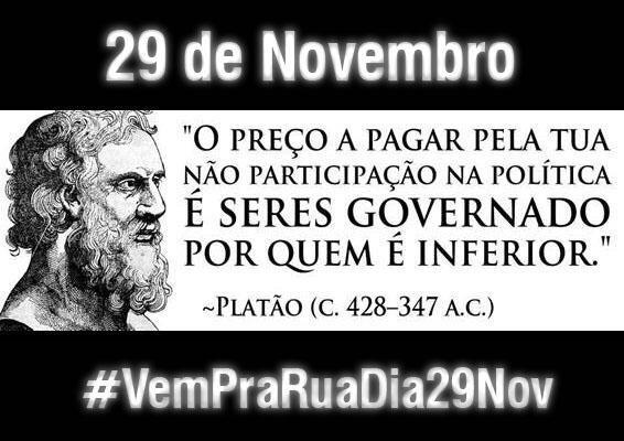 RT @sandralecia: #VemPraRuaDia29Nov http://t.co/KeTDoxCOTc