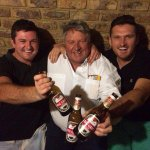 My pops 60th birthday party. It all comes together with a big gray beer, thx so much @CastleLagerSA http://t.co/jW4YtbPFMP