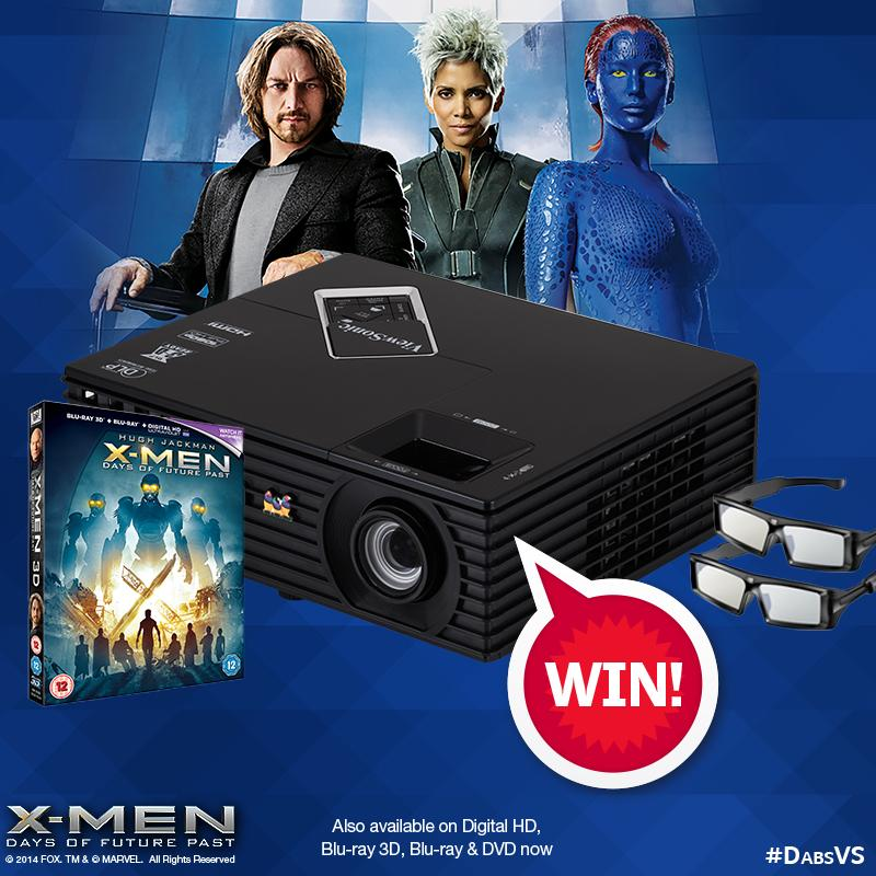 #WIN A @ViewSonic_UK 3D Projector worth over £500! RT AND FLW TO ENTER! Entries close 17/12/14 at 00:01 #DabsVS http://t.co/SYVwzMn0bt