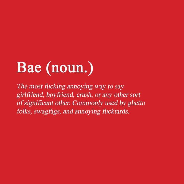 Bae. No bae. http://t.co/u7o5QUIhiC