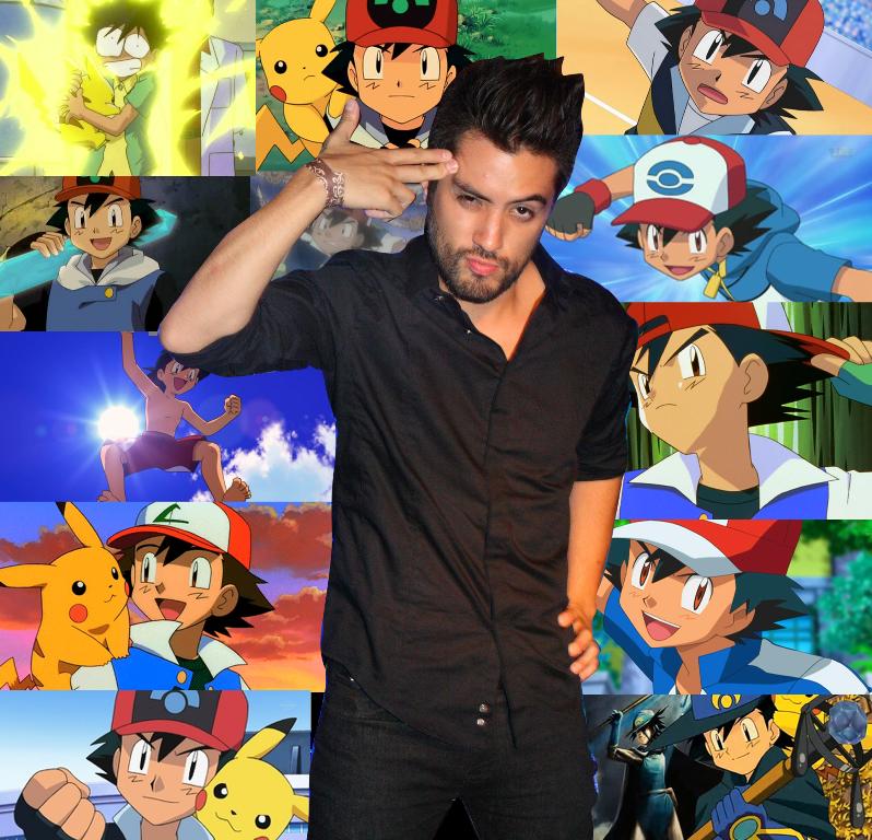 Si se puede! por tu gran regreso al doblaje y Ash! Que sigan los éxitos @GaboRamos @SayYeahTV http://t.co/3yomEWTTJP http://t.co/yeiTJTQQkp
