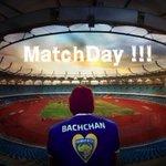 RT @mitenlapsiya: @juniorbachchan: MATCHDAY!!! C'mon @ChennaiyinFC #LetsFootball #CHE #SuperMachans