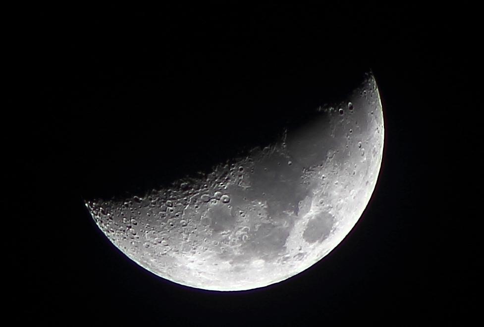 RT @adleon7: La Luna desde Querétaro, México http://t.co/itDCNqzTTB