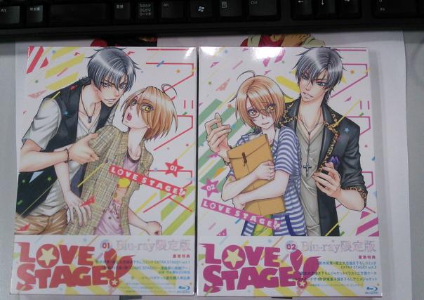 BD&DVD第1巻・第2巻も好評発売中です!書下ろしコミックや特典映像などてんこ盛り☆商品詳細は公式サイトへ!