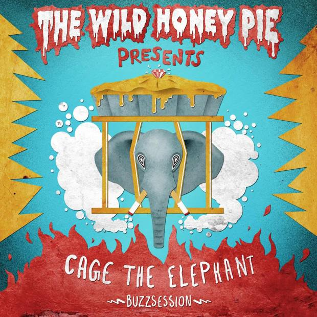 The Wild Honey Pie (@thewildhoneypie): New #Buzzsession with @CageTheElephant! http://t.co/h20bswna2q http://t.co/VVxEMi2JvR