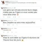 Bah alors @nesrine_mir, il est bien ou il est pas bien ce stage au @Le_Figaro ??? http://t.co/AFeX54xUQP