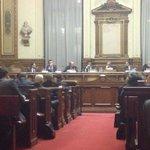 Au Tribunal de Commerce pour la conférence @OECParis sur le financement de lentreprise en difficulté http://t.co/qvM49qMgra