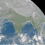 Latest Satellite Image of Nepali Sky (NPT=UTC+5.45) [Auto tweet] #Weather: http://t.co/X1fEYed1ws #SatImage #Nepal http://t.co/vce62xviwS