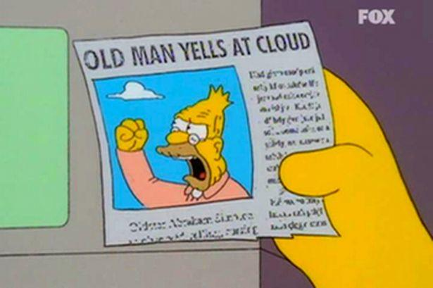 The Simpsons predicted iCloud http://t.co/683wcacNp3