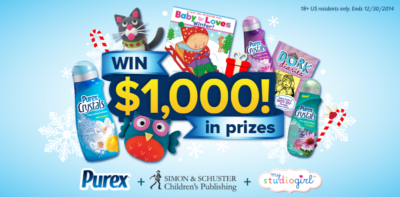 Who wants to #win $1,000 in giveaways from @SimonSchuster and My Studio Girl? RT and enter at http://t.co/Aj5NJ89xOj http://t.co/hKn66C1oRE