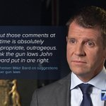 Suggestions of changes to Australian gun laws are outrageous says @mikebairdMP. #abc730 #sydneysiege http://t.co/NprJX2aA0z