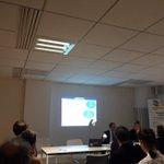 Remy Teston @rteston présente la santé connectée à la conférence Incubateur Boucicaut @Paris_Incub cc @Medappcare http://t.co/dS8ENuDenR