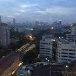 Jakarta from shooting location.... http://t.co/hAhGK6zeH1