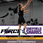 Were hosting the Leeds Force vs Sheffield Sharks Basketball Match on Fri 30th Jan! Check out the flyer for details! http://t.co/AMIsShbEmH