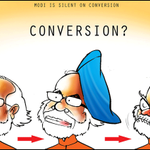 Real conversion controversy: How Narendra Modi becomes a Manmohan Singh, by P Narasimha   http://t.co/RV6B8E6E4s http://t.co/EEgDLSZ2S2