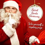 RT + Follow us to enter our secret santa #competition. Closes 5pm http://t.co/GkwPhyf6Y6