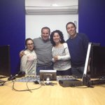 Con @BohorquezJulian @TrujilloArenas y @mariaescobarj en los estudios descentralizados de @SenalRadioCo Manizales. http://t.co/s9S8OIQmhV