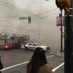 Massive fire in #Vancouvers Little India http://t.co/EzHY0oxc4r http://t.co/qc9mYGPNBD