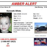 Full AMBER Alert for 5 y.o. Kenneth White from Berne. http://t.co/dt2yGYicGF