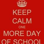 One. More. Day. #falalalalalalalala http://t.co/g7S73kj5X6