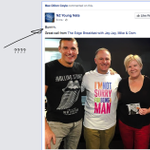 Young Nats condoning Family Violence. Stay classy you brain dead privileged tossers #JustFuckOffKey http://t.co/7kHJwUI9s6