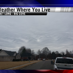 Undulatus asperatus? Bless you! Its not a sneeze, its a cloud: http://t.co/5wS2ZvlBtI #valleywx #huntsville http://t.co/xJMohtwRJP