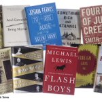 """@nytimes: The 10 best books of 2014, from NYT critic Janet Maslin http://t.co/IW6knW2qym http://t.co/qBDyjNi1mc"" #thinkingcapson #books"