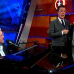 #ColbertReport Gets All-Star Sendoff http://t.co/B0gi7Ofy2Y http://t.co/gSjunuNMfU